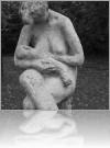 Скульптурные композиции, посвященные кормящей матери и кормлению грудью