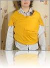 Слинг-шарф - пошаговая фото-инструкция одной из популярных позиций