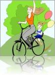 Набор раскрасок на семейную тематику. Можно скачать и использовать по назначению! Раскраски нарисованы специально для сайта am-am.info художницей Ириной Генераловой...