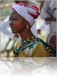 Здесь собраны примеры этнических слингов, редко используемых европейскими женщинами