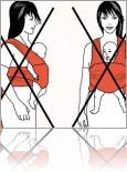 Здесь рассматриваются основные ошибки ношения в слинге, которых нужно избегать для соблюдения безопасности и комфорта вашего ребенка