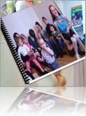 Встреча кормящих мам с форума и не только. На фото - театр для детей, который организовали сами мамочки, шумная компания и красивые портреты. В общем, было весело:) Все фото - Алена Писаренко