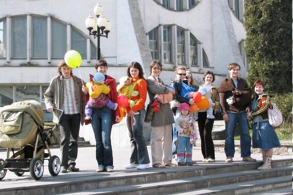 Cлингослет 1 апреля 2007 года в Гродно
