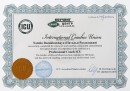 Сертификат коуча, Разахацкая