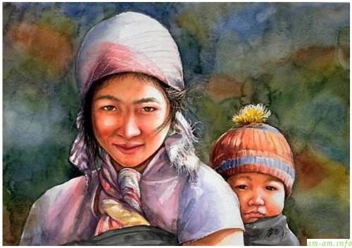 Современная китайская мама