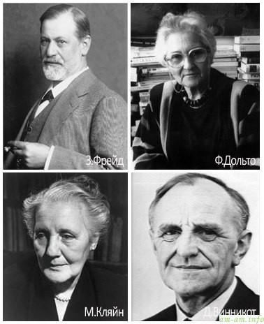 Психоаналитики, писавшие о ГВ