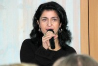 Конференция АКЕВ. Карина Оганесян