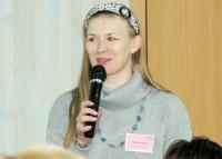 Конференция АКЕВ. Ирина Рюхова