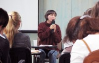 Конференция АКЕВ. Мария Гуданова