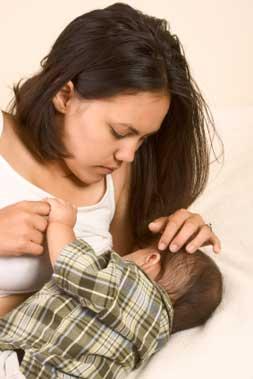 Как убедить ребенка не теребить грудь