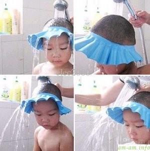 Защита для глаз при мытье головы детям