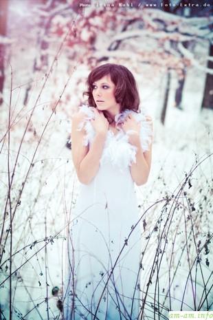 Свадебная зимняя фотосъемка