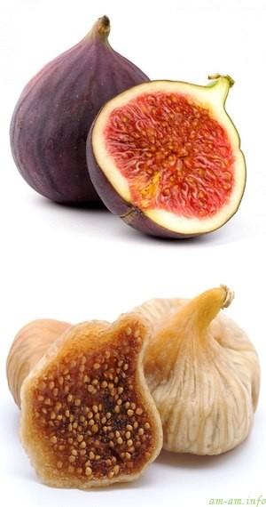 Инжир свежий и сушеный кормящей маме можно ли