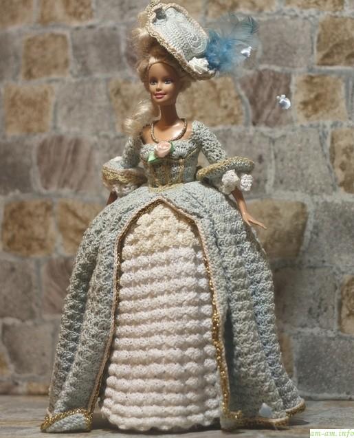 Барби в виде Марии Антуанетты