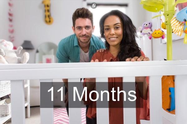 зрение новорожденного 11 месяцев