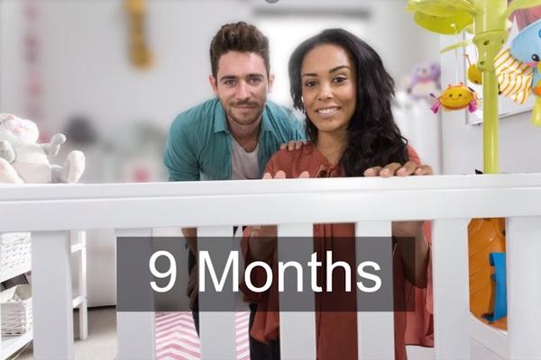 зрение новорожденного 9 месяцев
