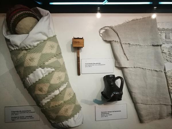 В этнографическом музее Кракова