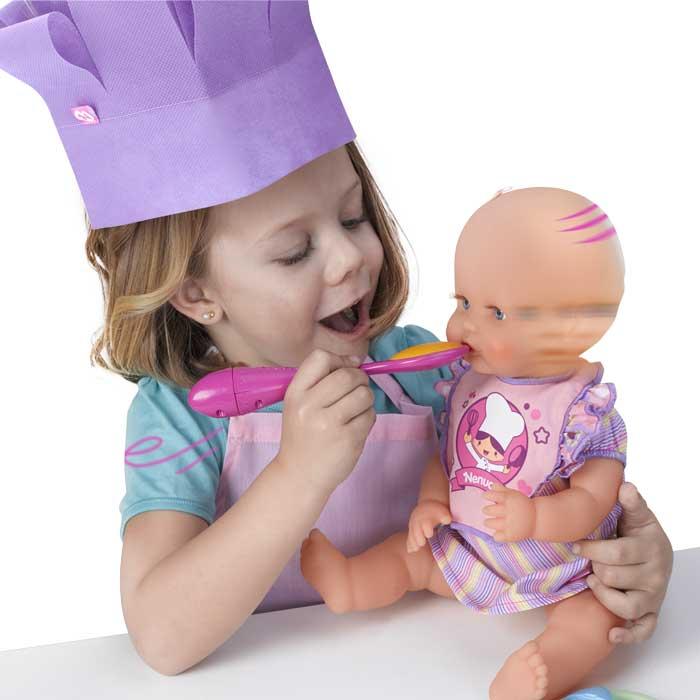 Ненуко не хочет кушать - обзор и отзыв о кукле